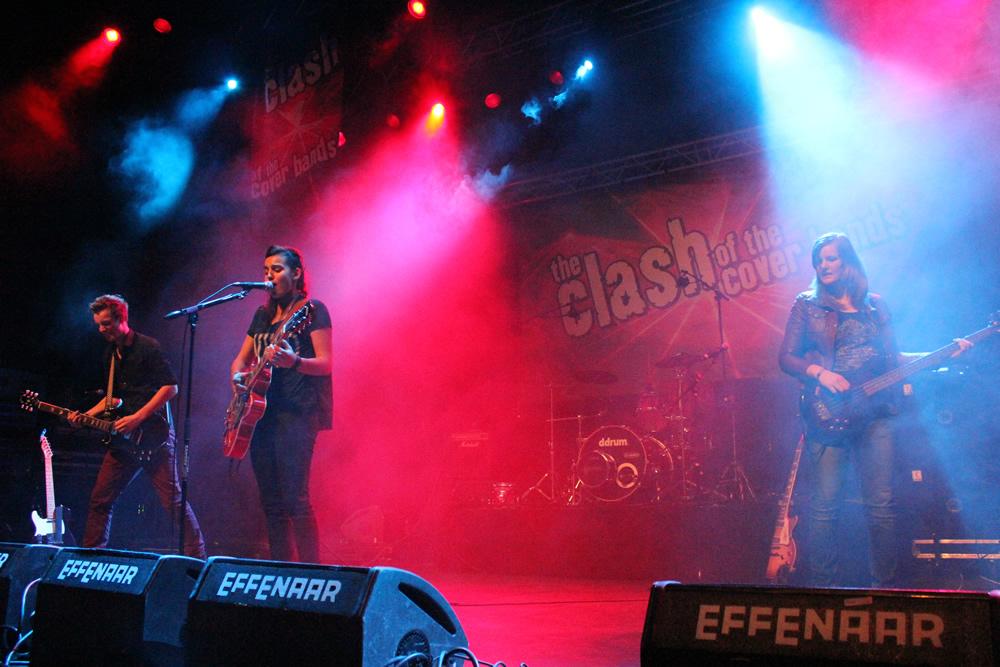 Final Jam in Effenaar Eindhoven