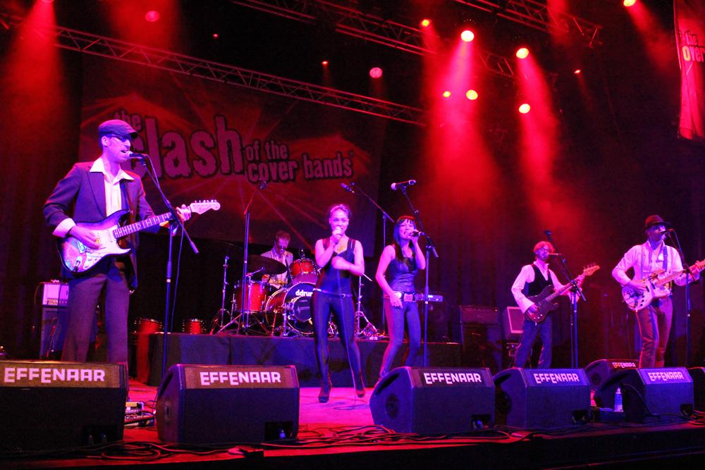 Reservoir Dogs Band in Effenaar Eindhoven