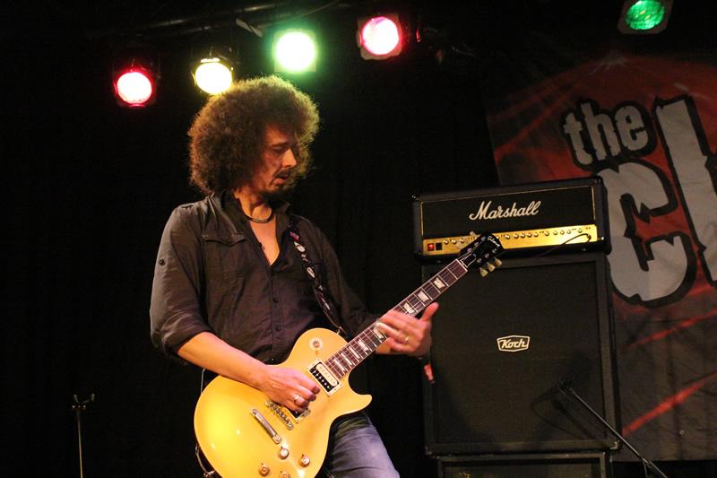RockForce in Total Music Schiedam