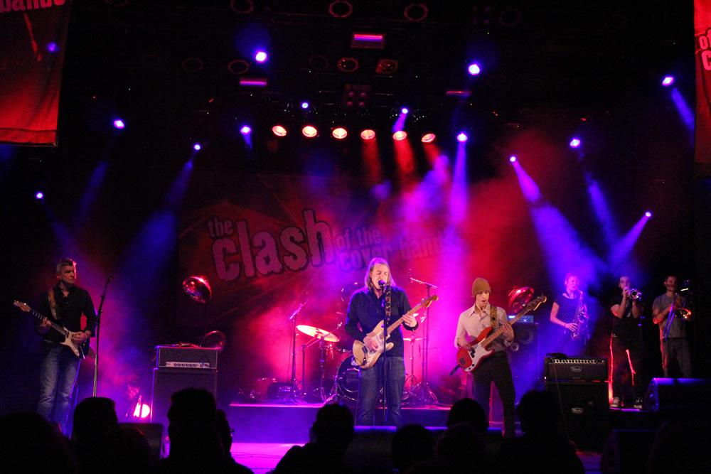 Rockbaas in Podium de Vorstin Hilversum