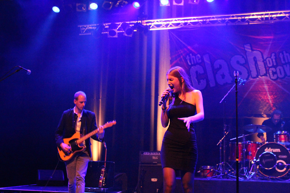 The Mad Donna's in Effenaar Eindhoven