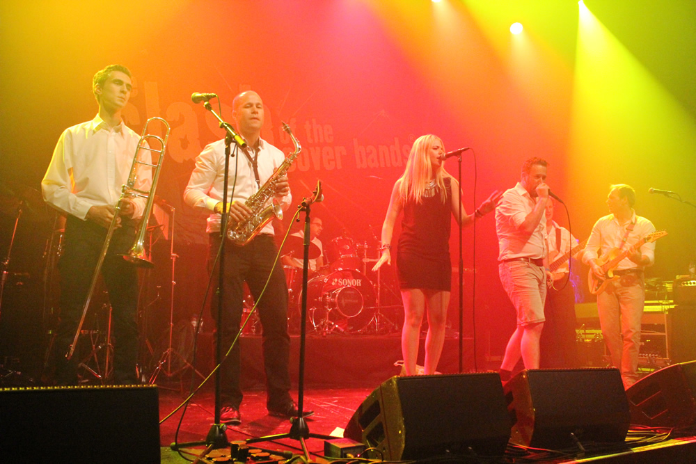 Blondie Venus in de Cacaofabriek Helmond