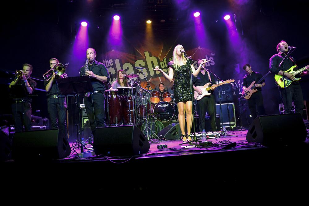 Blondie Venus in Poppodium 013 Tilburg
