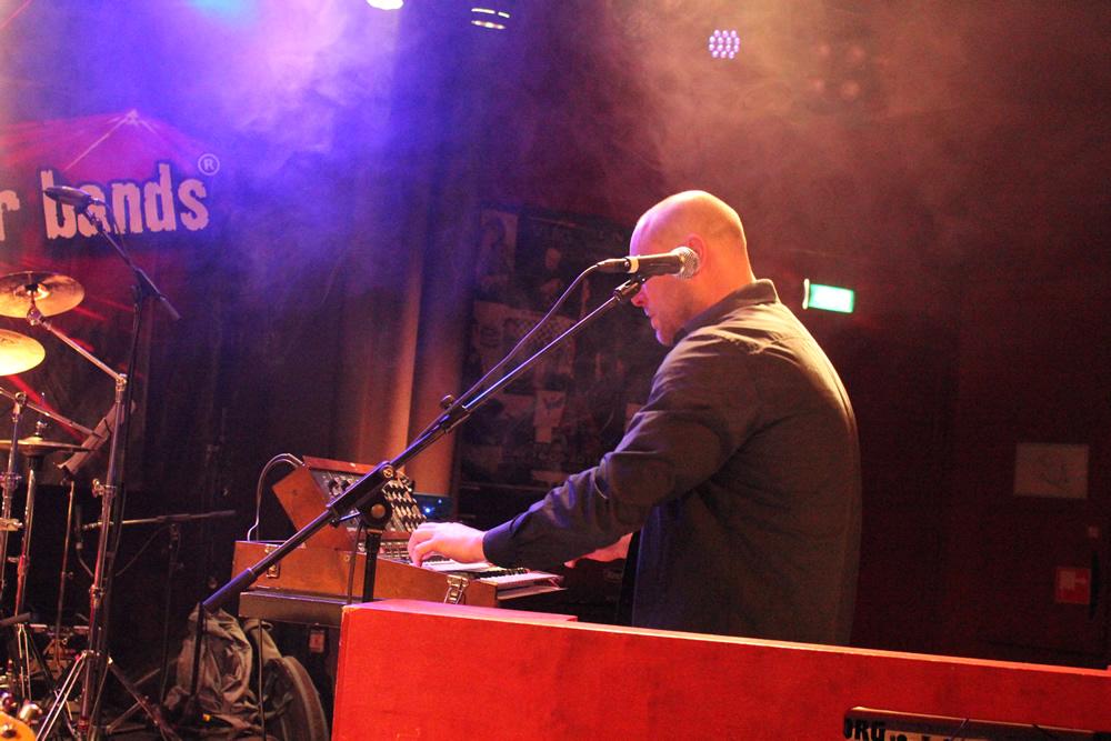 Blue Jay Collective in Podiumcafé de Vorstin Hilversum
