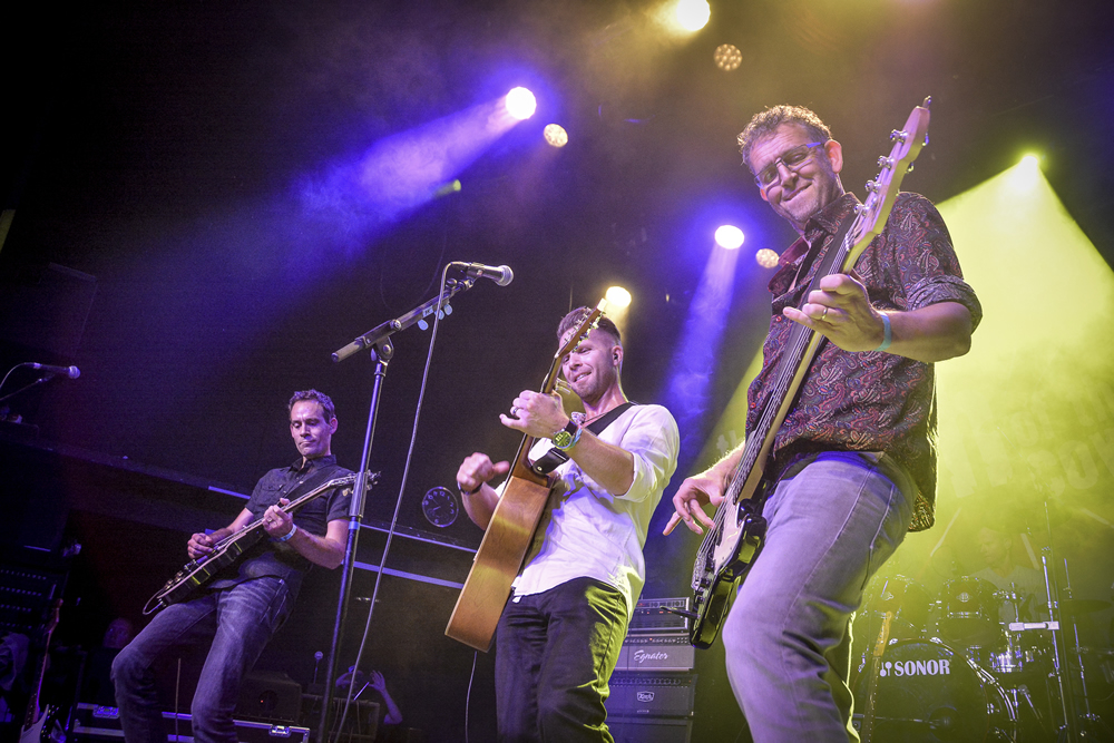 Echoes of Industry in Poppodium 013 Tilburg