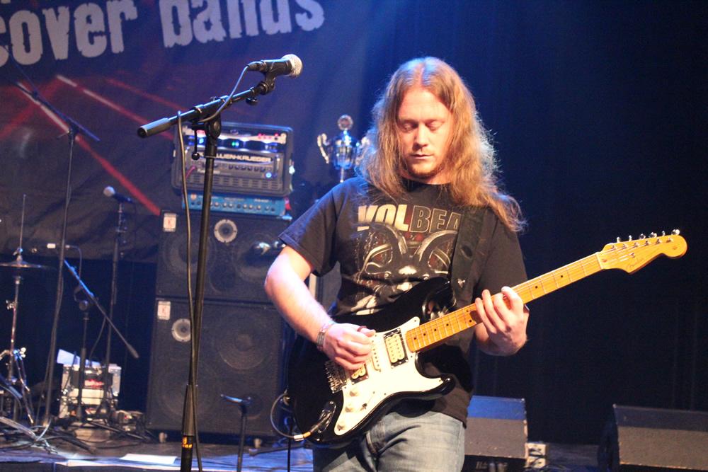 Guitar Gangsters in Zaal Oosterhof Lummen