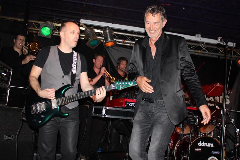 Joe Cover Band in Altstadt Eindhoven