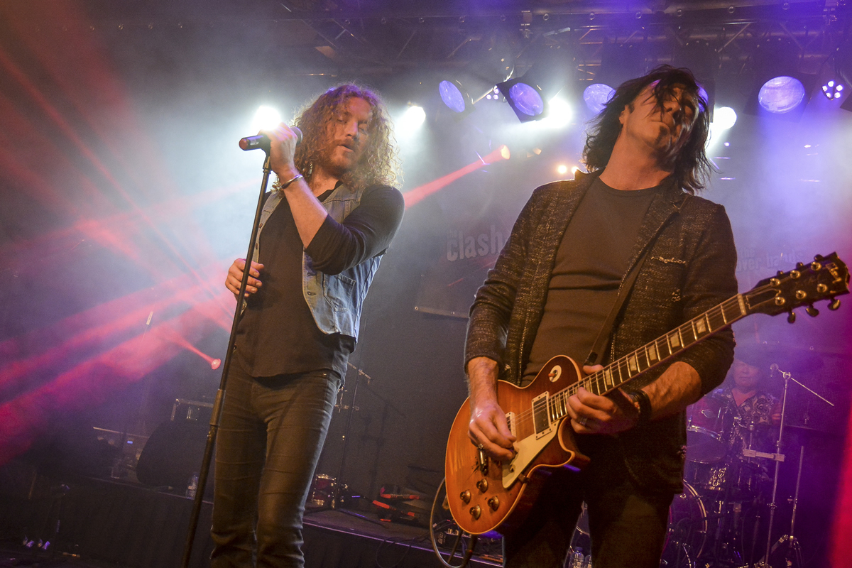 Letz Zeppelin in Event Center Culemborg