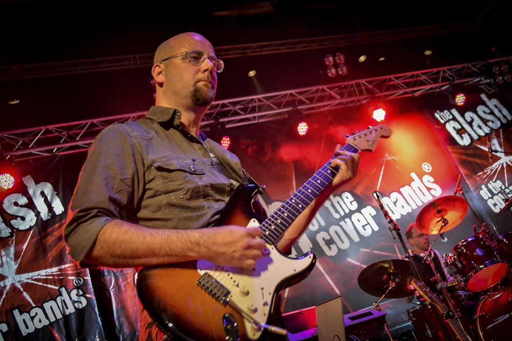 Sanne de Band in MartiniPlaza Groningen