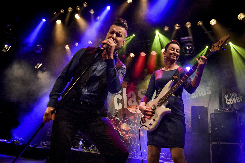 The CadillacZ in Podium de Vorstin Hilversum