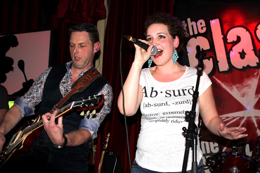 The Eucalyptics in Café Bolle Tilburg