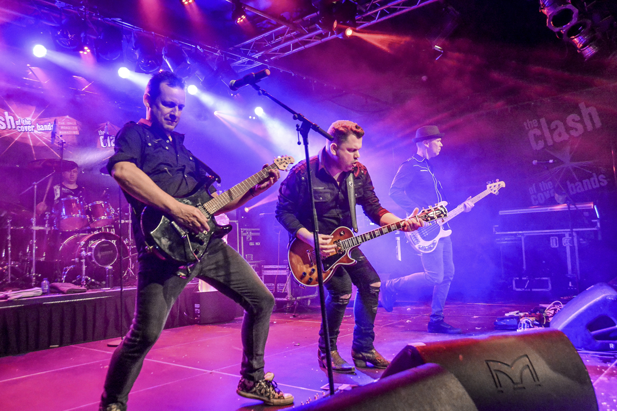 The Pinheads in Event Center Culemborg