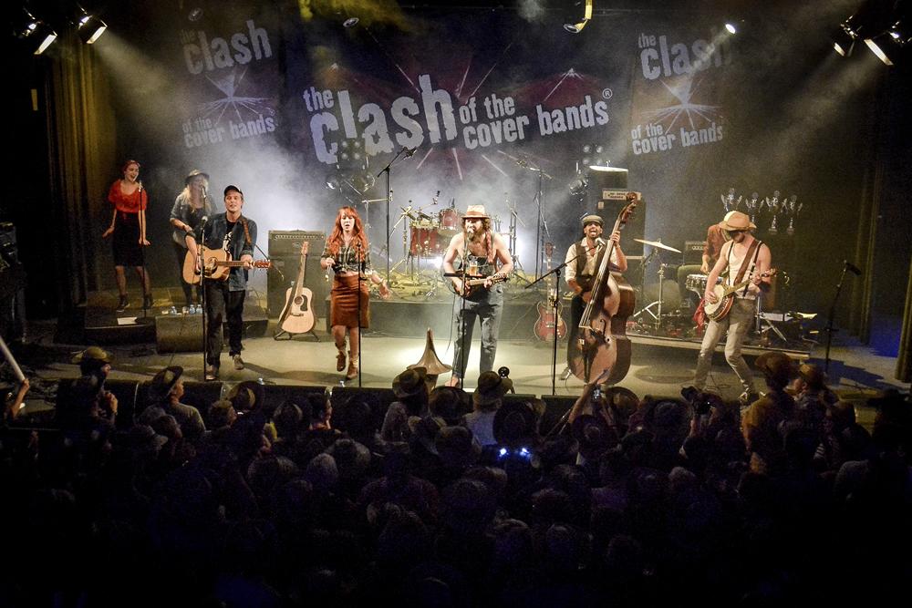 The Royal Hillbilly Club in Podium de Vorstin Hilversum
