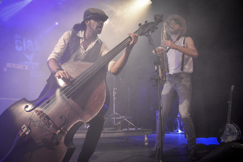 The Royal Hillbilly Club in Podium de Vorstin Hilversum