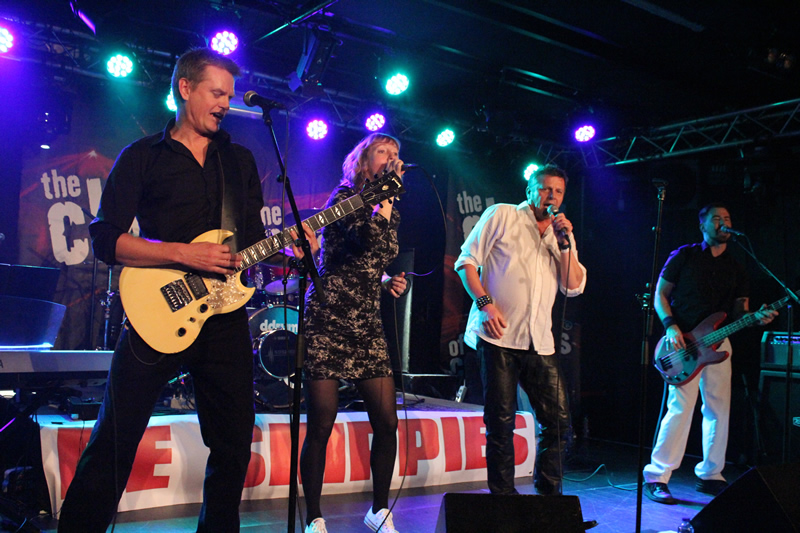 The Skippies in De Peppel Zeist