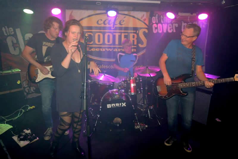 The Vetts in Scooter'S Leeuwarden
