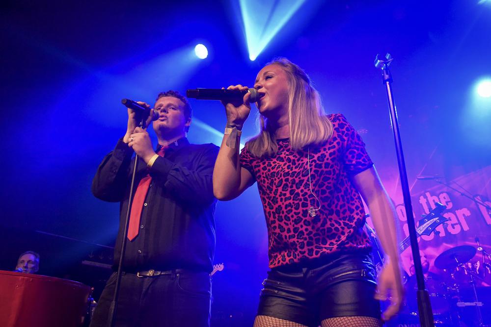 CoverUp! in Poppodium 013 Tilburg