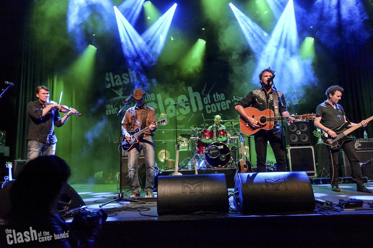 Steve Duke & The Earles in Podium de Vorstin Hilversum