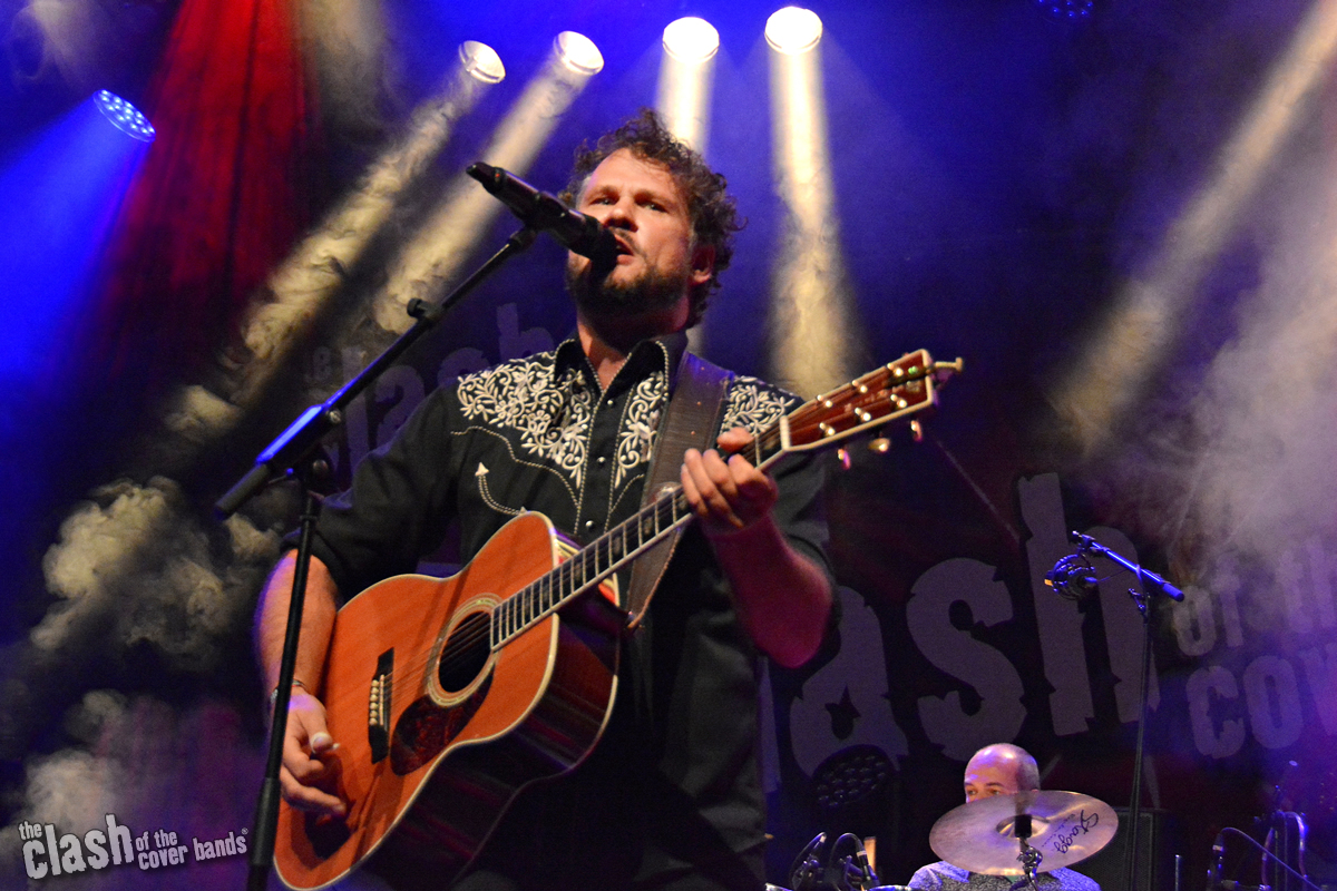 Steve Duke & The Earles in Podium de Vorstin Hilversum