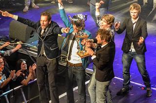 BENELUX Grand Finale 2012/2013