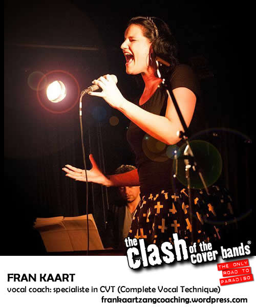 Fran Kaart - vocal coach