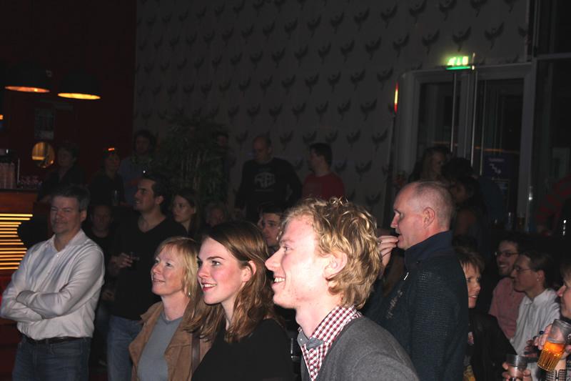 Podium de Vorstin Hilversum