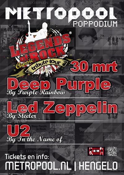 Poster LoR in Metropool Hengelo