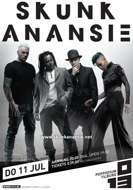 Skunk Anansie in 013