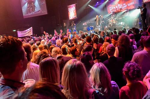Poppodium 013 in Tilburg - BENELUX Grand Finale